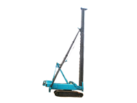 Electro-Hydraulic Track Pile Driver