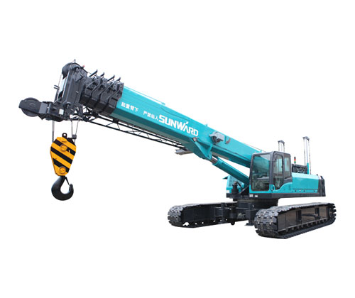 Telescopic Crawler Crane