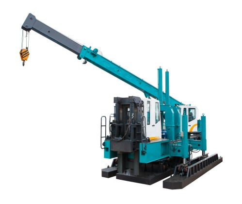 Hydraulic Static Pile Driver